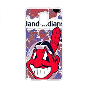KKDTT Cleveland Indians Fahionable And Popular Back Case Cover For Samsung Galaxy Note4