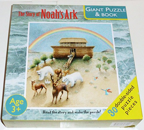 The Story of Noah's Ark: Read the story and make the puzzle! (Giant Puzzle & Book)