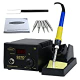 Super Deal 2 in 1 SMD Rework Soldering Hot Air Station Welder 110V (937D)