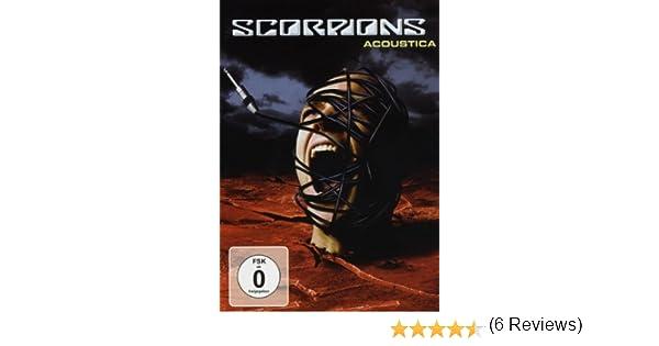 Scorpions - Acoustica [Alemania] [DVD]: Amazon.es: Scorpions: Cine y Series TV