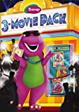 dean vaughn video - Barney & Friends 3-Movie Pack: The Land of Make Believe / Let's Make Music / Night Before Christmas