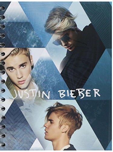 Upak 7554074401 Agenda Deluxe 2018, Justin Bieber