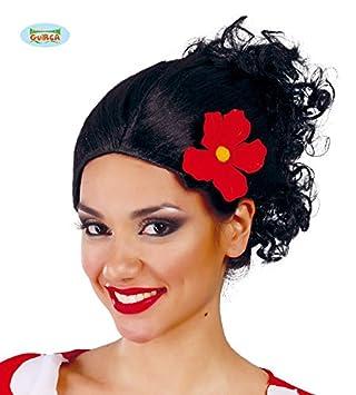 Peluca Dama Española - Peluca Olivia de Popeye