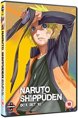 Naruto Shippuden Box Set 10 [DVD] by Chie Nakamura: Amazon ...