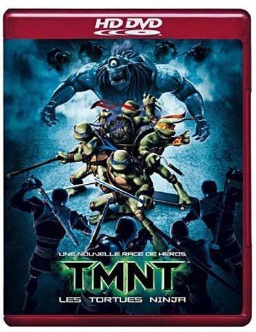 TMNT, les tortues ninja [Francia] [HD DVD]: Amazon.es: Kevin ...