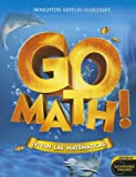 Houghton Mifflin Harcourt Spanish Go Math, HOUGHTON MIFFLIN HARCOURT, 0547650698