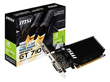 MSI GT GDH LP NVIDIA GeForce GT GB Tarjeta gráfica Pasivo LP
