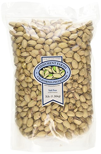 3lb Unsalted In-shell Pistachios