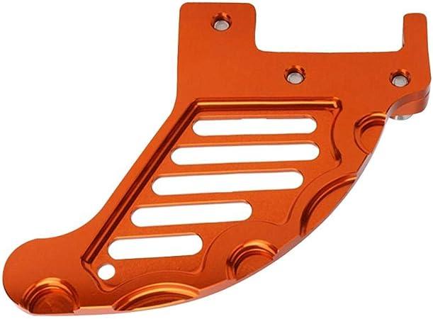 Disco freno Protezione disco freno posteriore moto Orange Fit per KTM SX EXC XC XCW SXF XCF