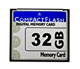 32GB CompactFlash Memory Card SLC for Canon EOS Review and Comparison