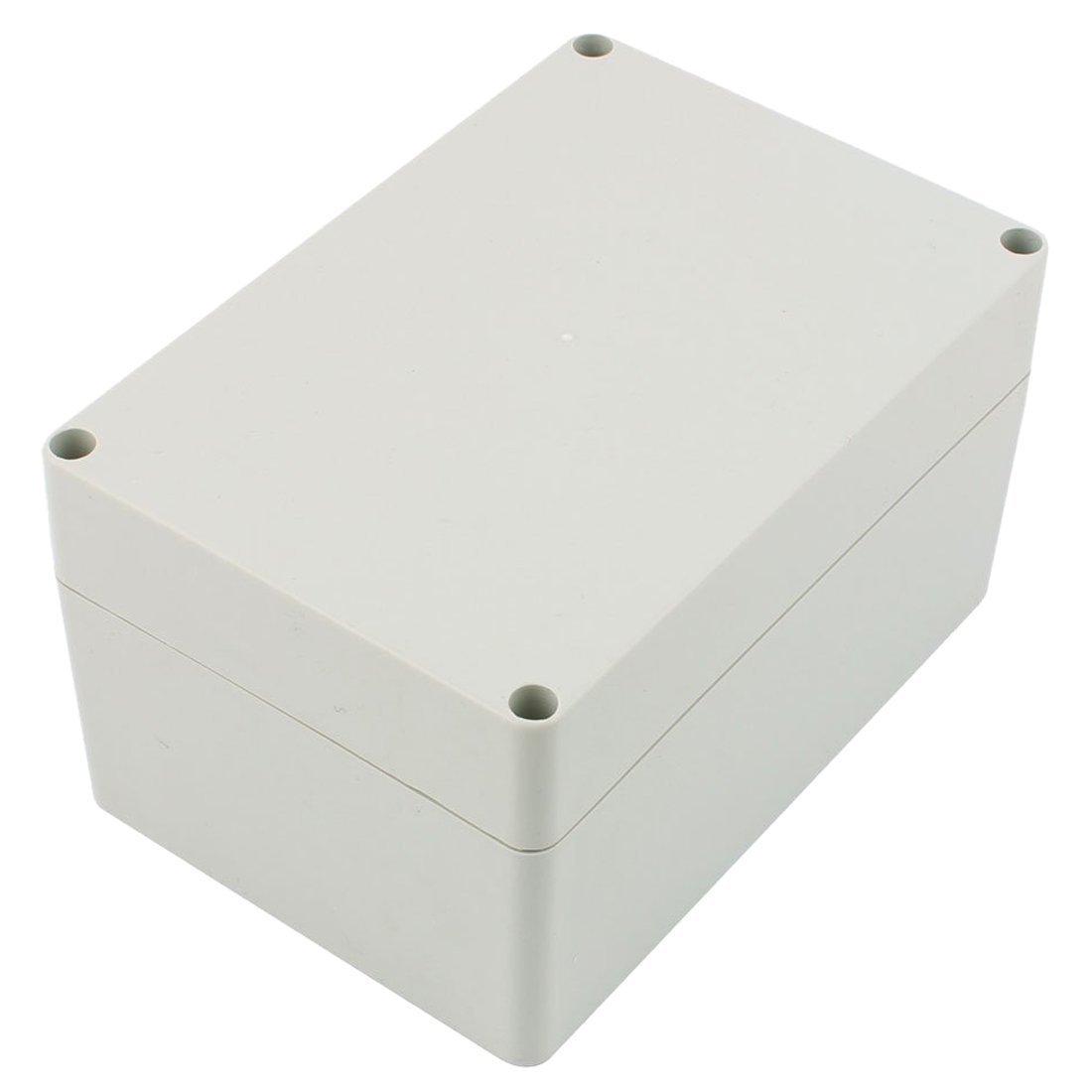 TOOGOO Boite de jonction de protection de commutateur electrique en plastique 265 x 185 x 96mm SPHAGT62474