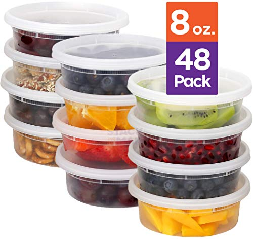 10 ounce freezer containers - 3