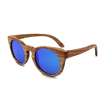 Bambus Sonnenbrillen, Top Tac Gläser Für Männer Und Frauen,Gray