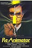 Re-Animator - Spanish Style Poster