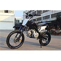 Pit bike con motor de 125cc de 4