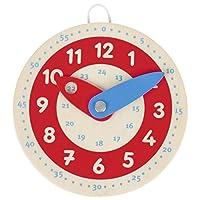 goki 58485,orologio per l'apprendimento