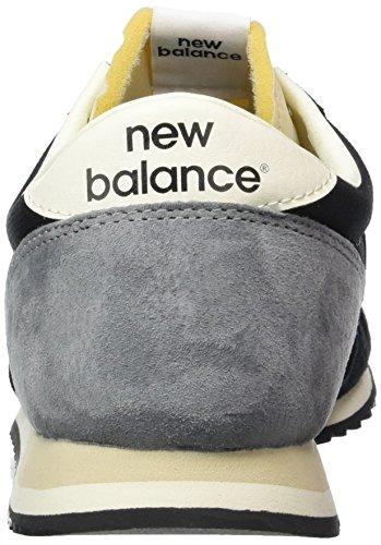 Black Homme Baskets Balance Basses U420v1 Noir Bleu New Taille Unique wqz7Uw