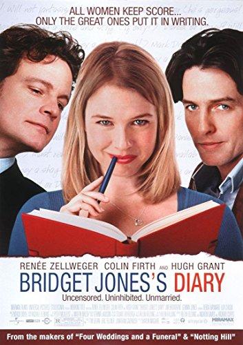 Bridget Joness Diary (14x20 inch, 35x50 cm) Silk Poster PJ1D-8764