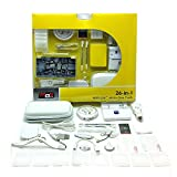Nintendo DS lite Starter Kit Bundle 26-in-1, All in one Pack Set, 26in1, Travel Kit