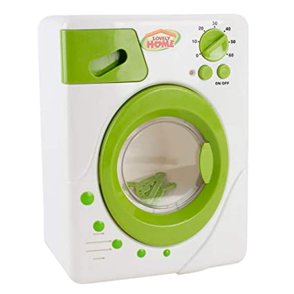 Gbell Mini Kitchen Home Appliances Kids Play Toy,Home Coffee Machine  Electric Iron Microwave Oven