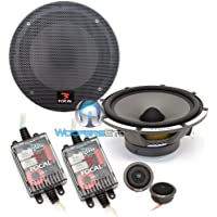 Focal P165V15 6.5 2-Way Component Speakers