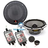 "Focal P165V15 6.5"" 2-Way Component Speakers"