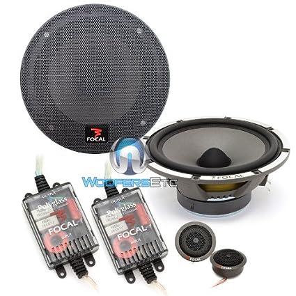 Focal Component Speaker Wiring Diagram - Circuit Diagram Symbols •