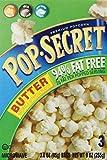 microwave fat free popcorn - Pop Secret 94% Fat Free Popcorn, Butter, 9 oz