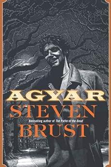 Agyar by [Brust, Steven]