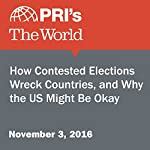 How Contested Elections Wreck Countries, and Why the US Might Be Okay | Stephen Snyder