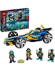LEGO Ninjago 71752 Ninja Sub Speeder (356 Pieces)