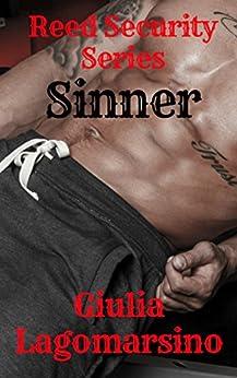 Sinner: A Reed Security Romance by [Lagomarsino, Giulia]