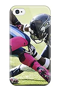 JeffreySCovey Snap On Hard Case Cover Seattleeahawks Protector For Iphone 4/4s