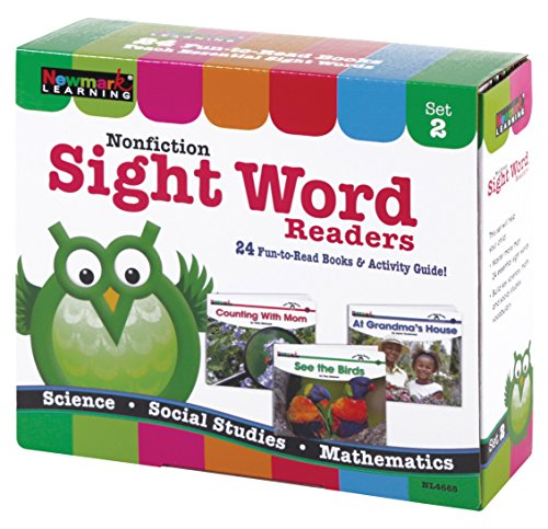 Nonfiction Sight Word Readers Set 2 - ()