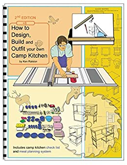 How To Design, Build And Outfit Your Own Camp Kitchen: Chuck Box Design And