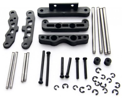 - Kyosho Inferno GT2 VE BL Hinge PINS & MOUNTS Suspension arm KYO30937B IF124B