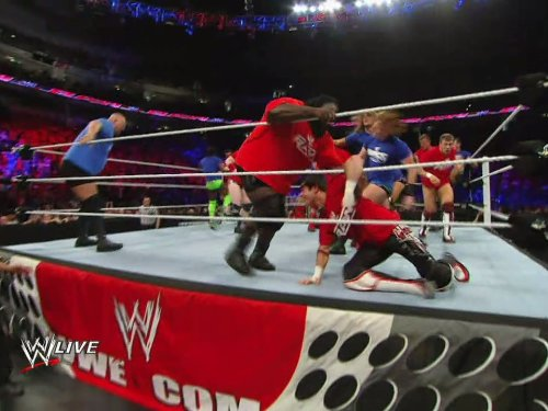 WWE Monday Night Raw - April 25, - Wwe Raw And Smackdown 2011