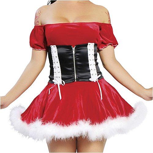 Sexy Santa's Helper Costume - (Santas Helper Sexy Costumes)