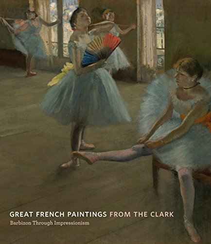 Great French Paintings from the Clark: Barbizon through Impressionism