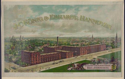 - Photo Reprint J.C. Konig and Ebhardt, Hannover
