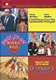 Ruthless People/Down And Out In Beverly Hills/Outrageous Fortune 3-Movie Collection