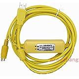 USB-SC09-FX 2.0 PLC Programming Cable for Mitsubishi MELSEC SC-09 SC09 FX