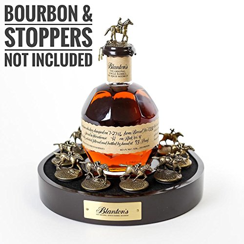 Bourbon Bottle (Blanton's Bourbon Bottle Glorifier Display)