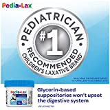 Pedia-Lax Liquid Glycerin Suppositories Laxative