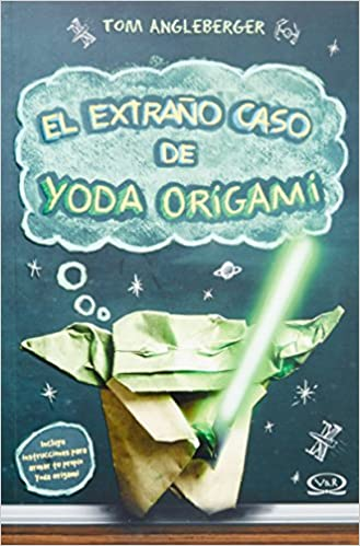 EXTRANO CASO DE YOGA ORIGAMI  EL