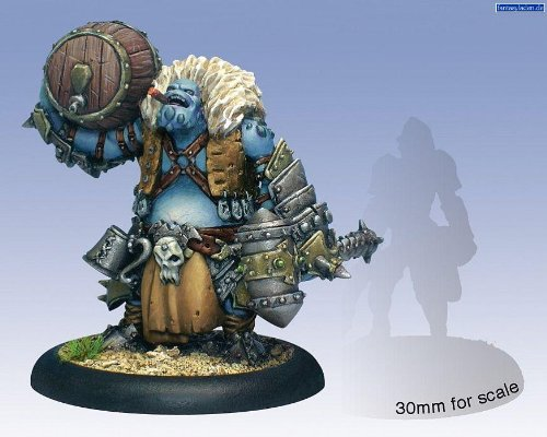 Privateer Press - Hordes - Trollblood: Skaldi Bonehammer Model Kit 3