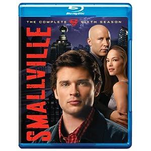 Smallville: Season 6 [Blu-ray] (2006)