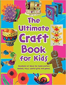 The Ultimate Craft Book For Kids 365 Things To Do 8601410062293