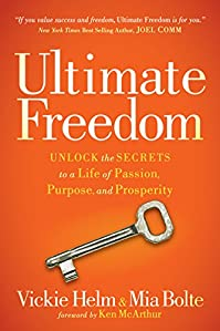Ultimate Freedom by Vickie Helm ebook deal