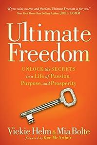 Ultimate Freedom by Vickie Helm ebook deal